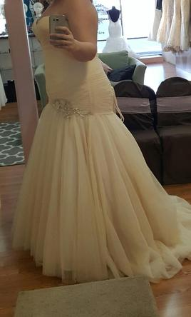 Maggie Sottero Lacey 20