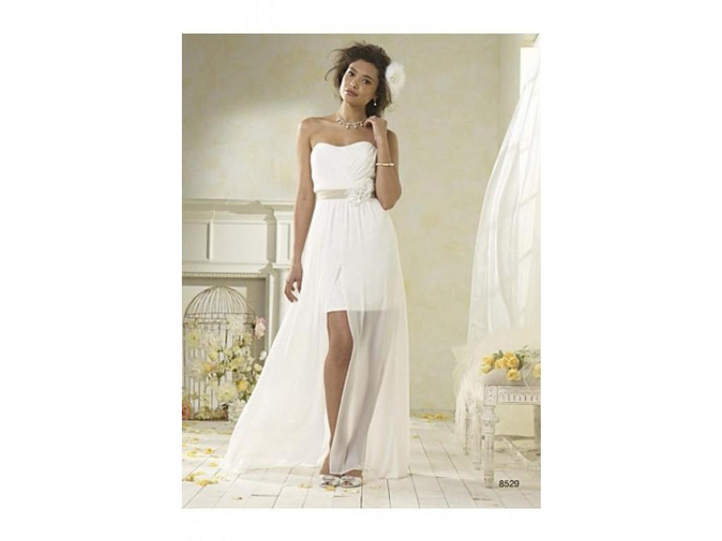 Alfred Angelo 8550 250 Size 8 New Un Altered Wedding Dresses