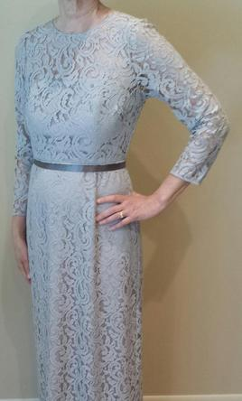 Pin It Other J Crew Selina Long Dress In Leavers Lace 8