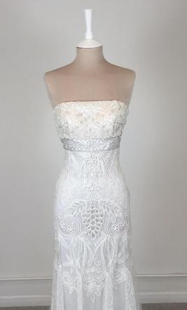 Sue Wong Diamond, $234 Size: 6 | New (Un-Altered) Wedding Dresses