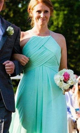 Other Azazie Ginger Bridesmaid Dress Size 8 Bridesmaid