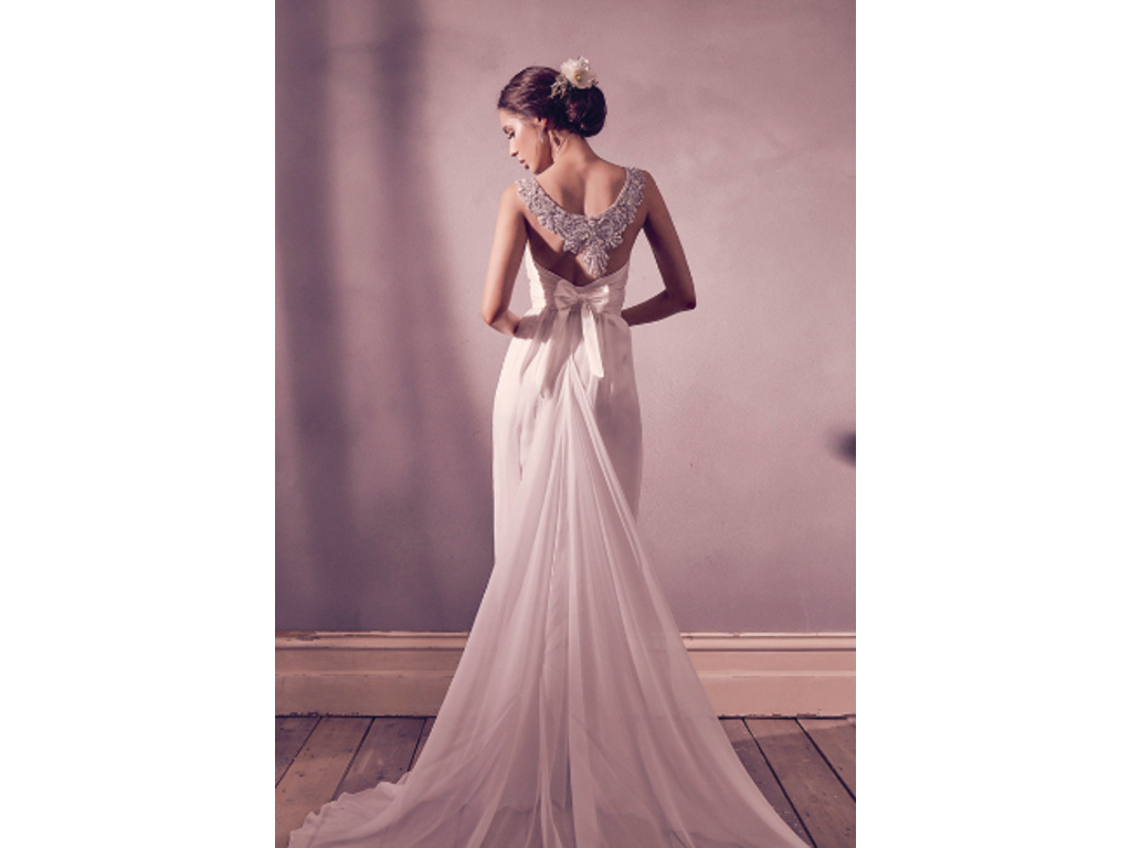 Anna campbell amity 999 size 2 new un altered for Anna campbell wedding dress for sale