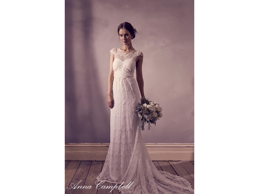 Anna Campbell Isobelle (Lace), $900 Size: 6 | New (Un-Altered ...