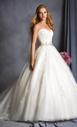Alfred Angelo 2492 16W