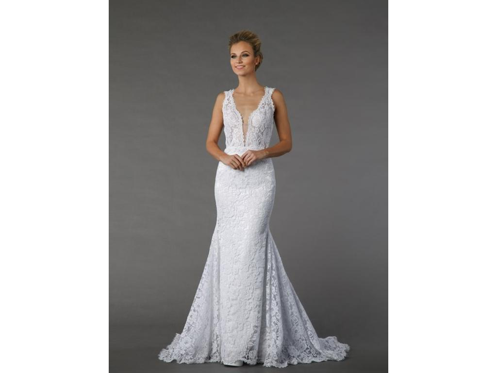 Used Wedding Gowns: Pnina Tornai $1,800 Size: 6