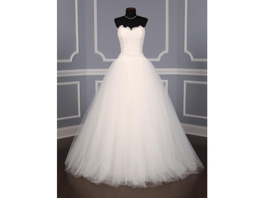 Theia Erin 890013, $532 Size: 14   New (Un-Altered) Wedding Dresses