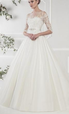 Pin It Other Ellis Bridal Of London 11424 12