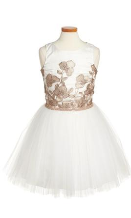Other  David Charles S/l Embroidered Tulle