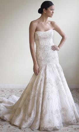 Lazaro Wedding Dresses For Sale | PreOwned Wedding Dresses