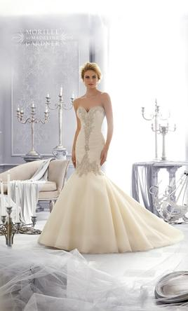 Pin It Add To Mori Lee 2682 12