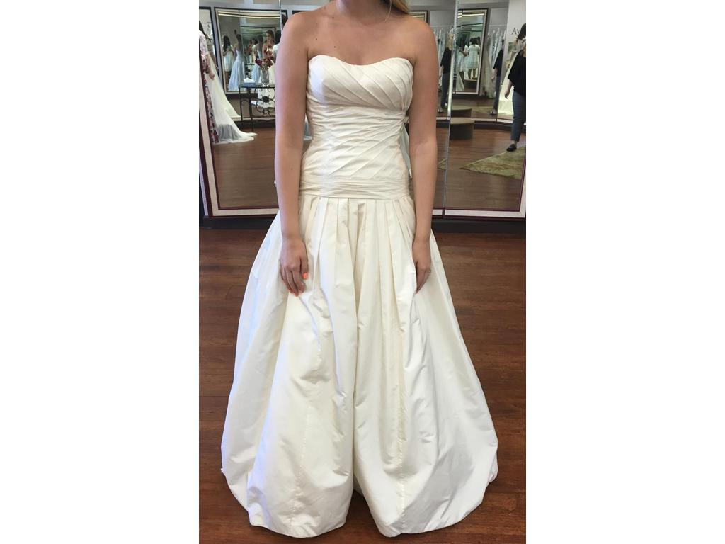 angelina bridal couture 901 100 size 8 sample wedding