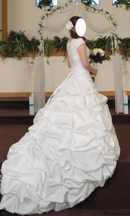 Other latterday bride westbrook 250 size 2 used for Latter day wedding dresses