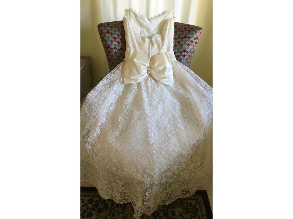 French Lace Wedding Gown: Other California French Lace Wedding Dress