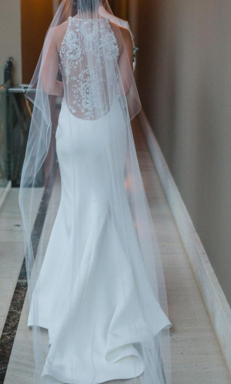 Romona Keveza RK5454, $2,700 Size: 6 | Used Wedding Dresses