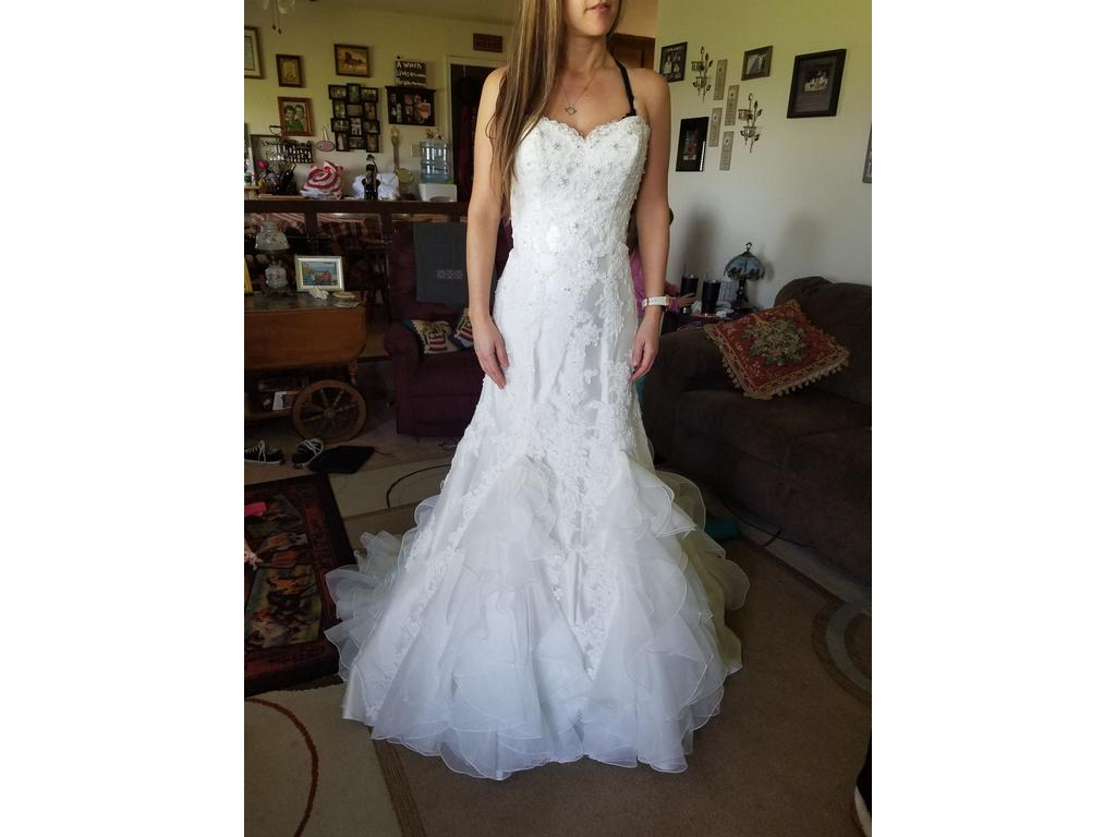 Enzoani Beautiful , $810 Size: 6