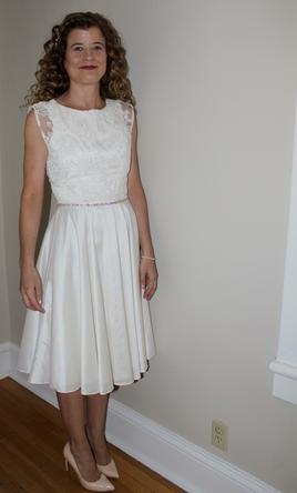 Other 320 size 6 sample wedding dresses for Wedding dresses colors other than white