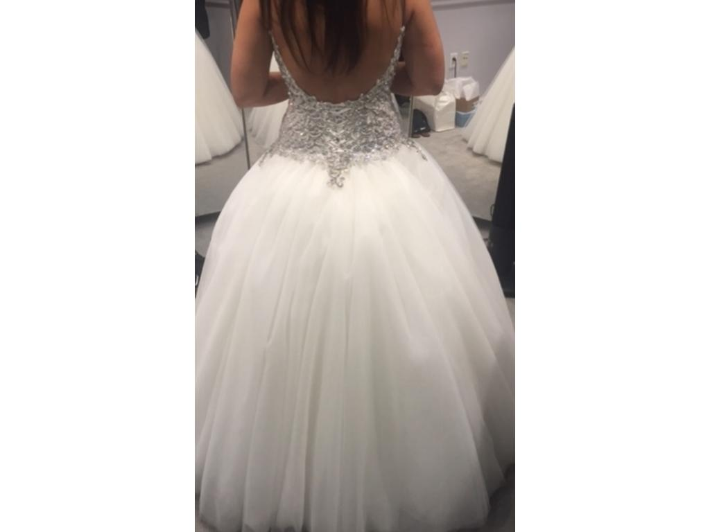 Wedding Dresses USD 7000 : Pnina tornai  size used wedding dresses