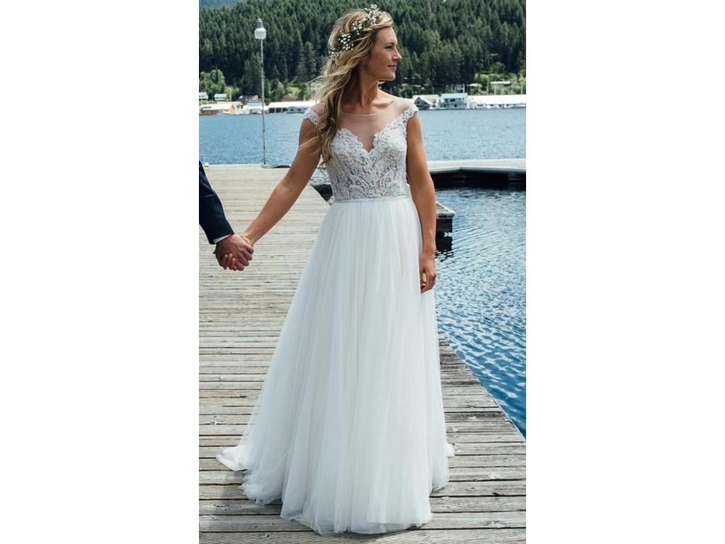 Famous Watters Short Wedding Dresses Motif - All Wedding Dresses ...