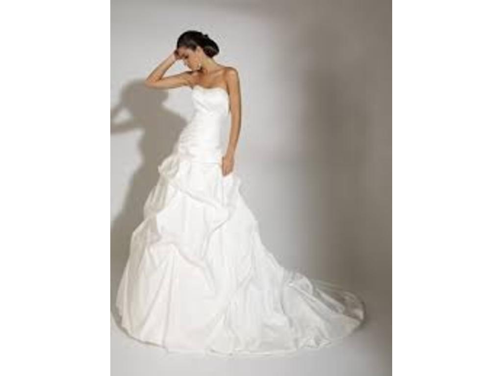 Jacquelin Exclusive 550 Size 6 New Altered Wedding