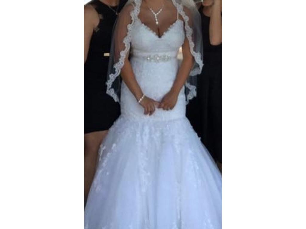 Wedding Dresses For USD 800 : Maggie sottero marianne wedding dress currently for sale at off