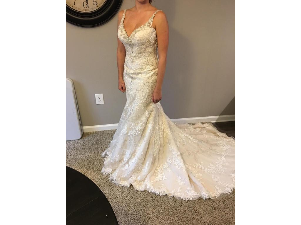 Martina liana trunk show preview tester one of a kind for Wedding dress trunk shows