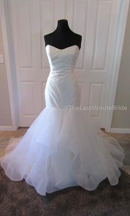 Hayley Paige River 1450 925 Size 16 Sample Wedding