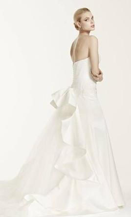 Zac posen truly zp341419 600 size 6 used wedding dresses for Truly zac posen wedding dress with sequin detail