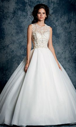Alfred Angelo style #950 2