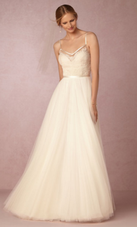 Pin It BHLDN Charlotte Gown 4