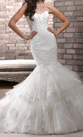 Maggie Sottero Adalee  8