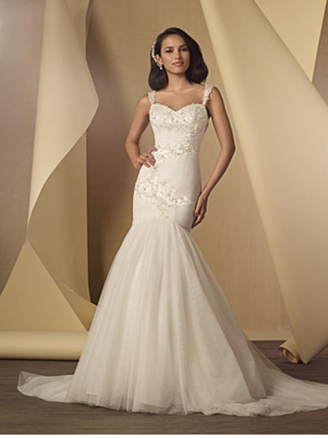 Alfred Angelo Beaded Fit And Flare Wedding Dress Style 2448 Wedding Dress Used Size 12 350,Black Dress To Wedding