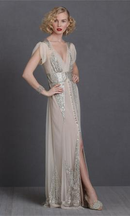 BHLDN AIGUILLE SEQUIN 800 Size 0