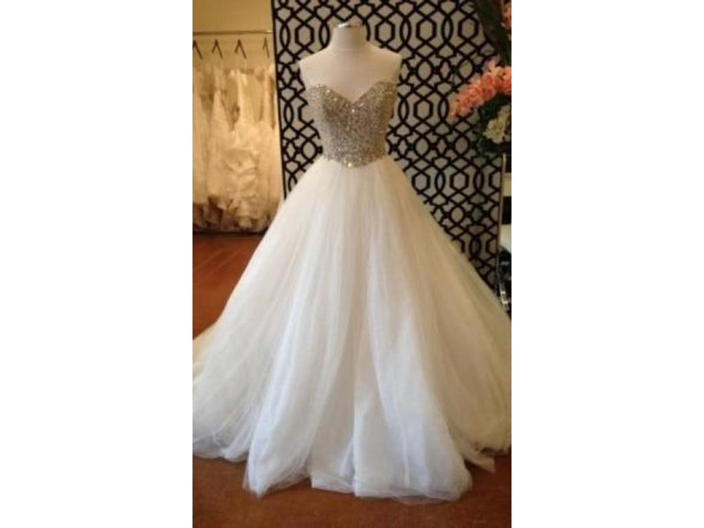 Wedding Dresses For USD 800 : Maggie sottero esme wedding dress currently for sale at off retail