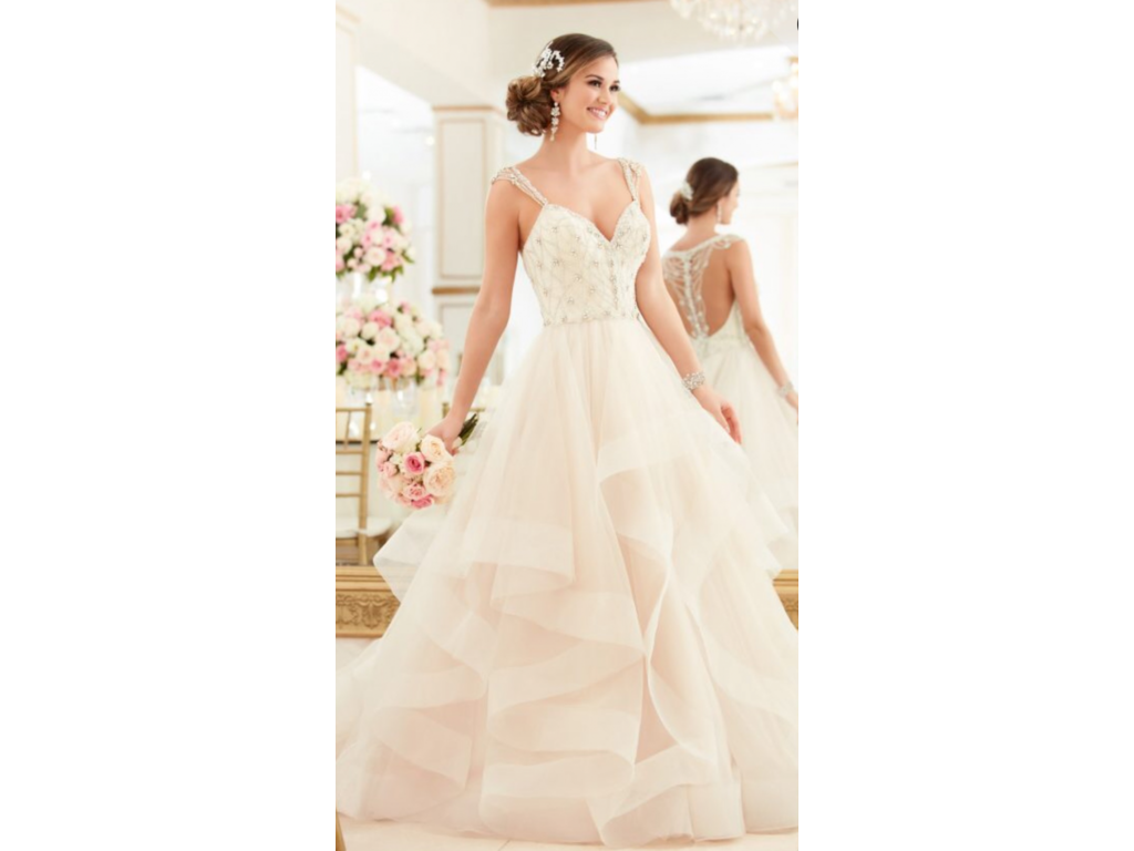 Wedding Dresses For USD 800 : Stella york wedding dress currently for sale at off retail