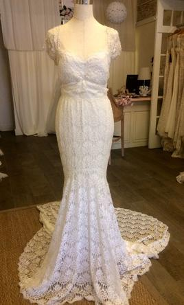 Anna campbell sasha 1 500 size 6 new un altered for Anna campbell wedding dress for sale