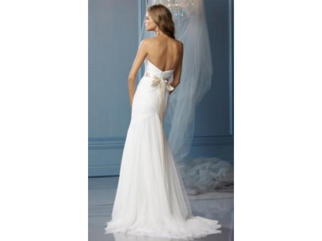Wtoo Cyprus Gown 10311 700 Size 18 Sample Wedding Dresses