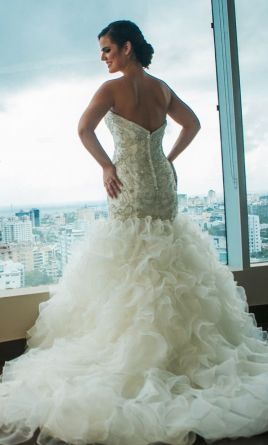 Other noces couture 1 500 size 8 used wedding dresses for Used wedding dresses miami