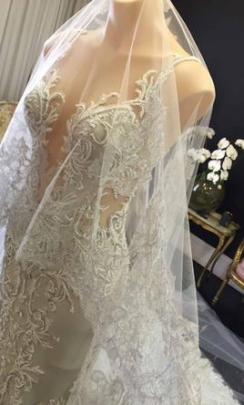 JAton Couture 15000 Size 8 Used Wedding Dresses
