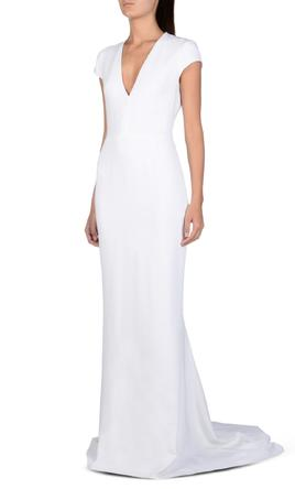 Other Stella Mccartney White Avril Dress 4
