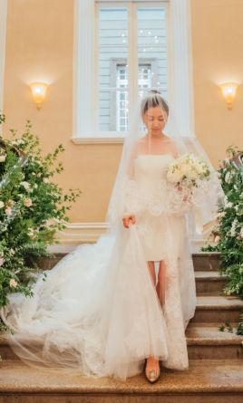 vera wang lucia wedding dress currently for sale at 39 off retail