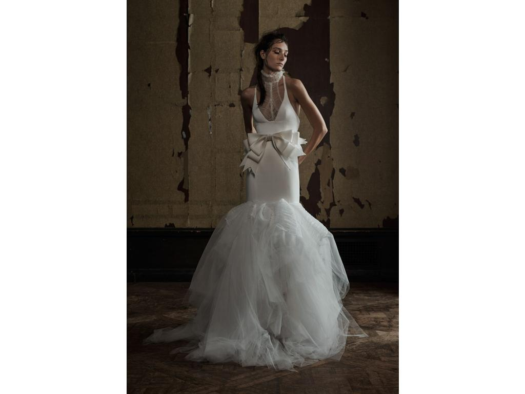 Vera wang amalia 3 750 size 2 used wedding dresses for Vera wang wedding dress used