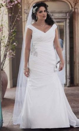Size 16W Wedding Dresses and Wedding Gowns