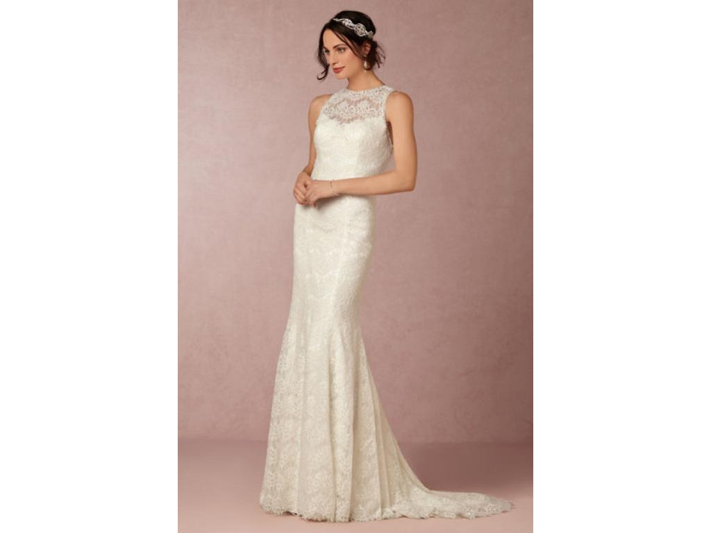 Bhldn devin 850 size 8 used wedding dresses for Bhldn used wedding dresses