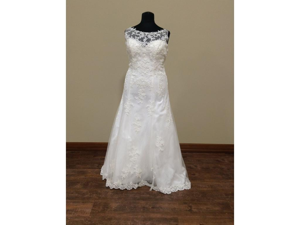 Other Florence 734 Size 24w Sample Wedding Dresses