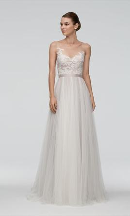 Romantic wedding dresses preowned wedding dresses watters azriel 10 junglespirit Image collections