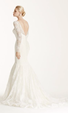 Zac posen truly zp341506 610 size 12 new un altered for Zac posen wedding dresses sale