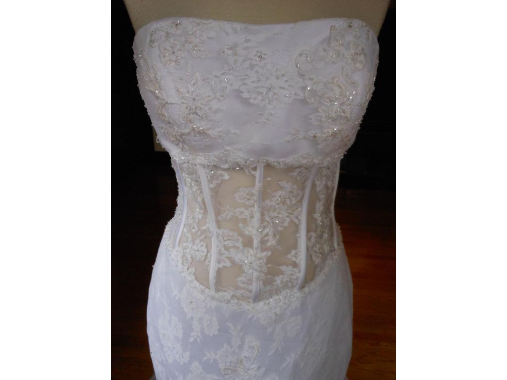 Other 99 size 8 sample wedding dresses for 901 salon prices