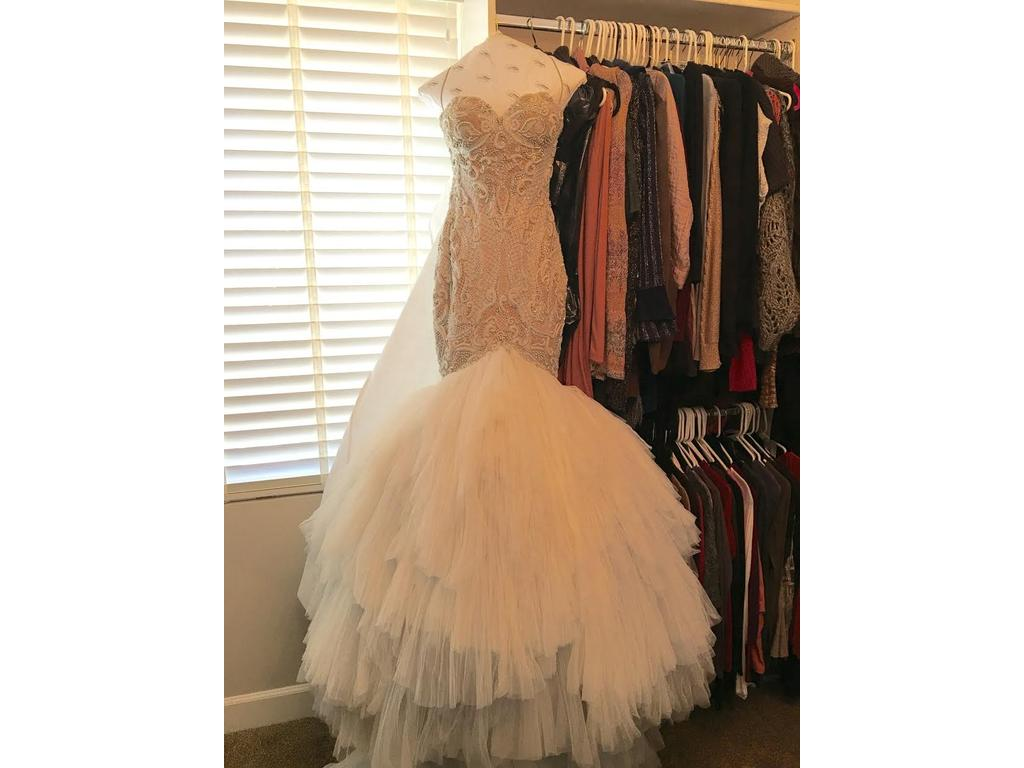 J Aton Couture 9 000 Size 0 Used Wedding Dresses