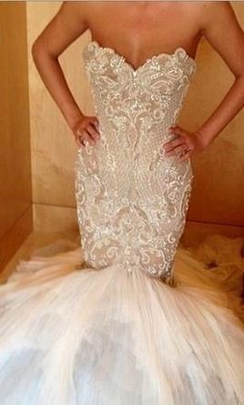 JAton Couture 9000 Size 0 Used Wedding Dresses