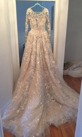 Ysa makino 68964 3 500 size 6 used wedding dresses for Ysa makino wedding dress
